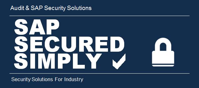 Making SAP Security Simple.