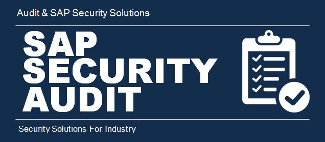 SAP Security Audit