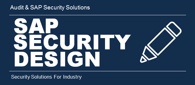 SAP Security Design